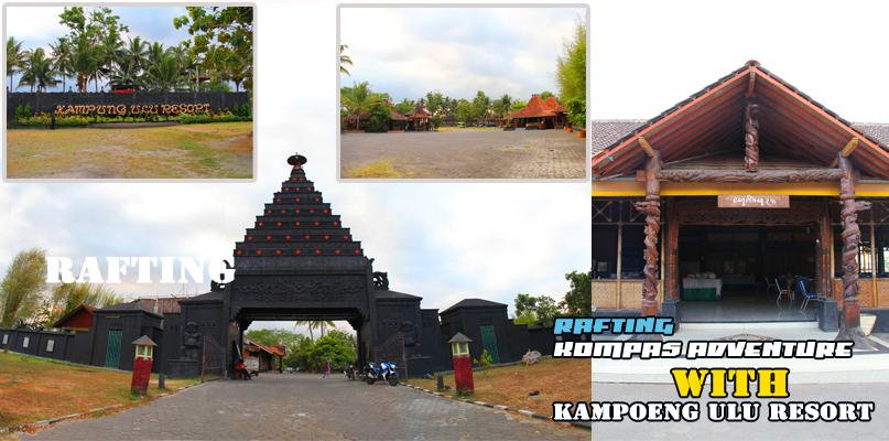 Harga Rafting Kampoeng Ulu Resort – Arung Jeram Kompas Adventure